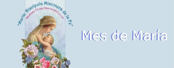 Mes de María 2012